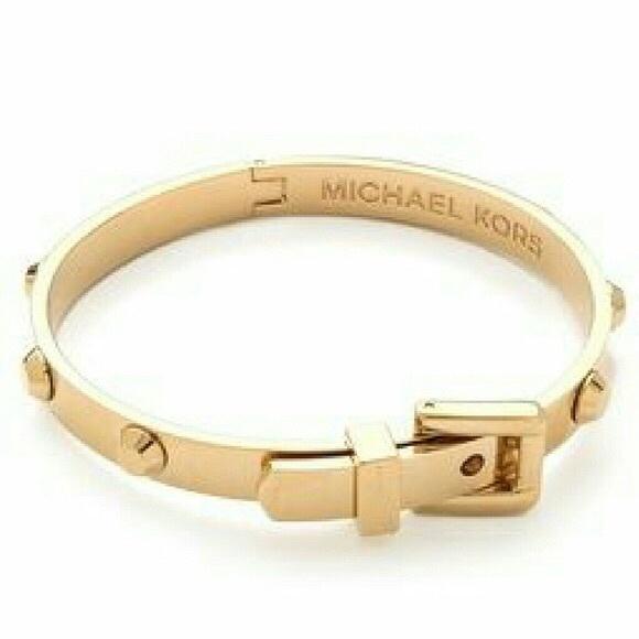 Michael Kors Astor Stud Bracelet